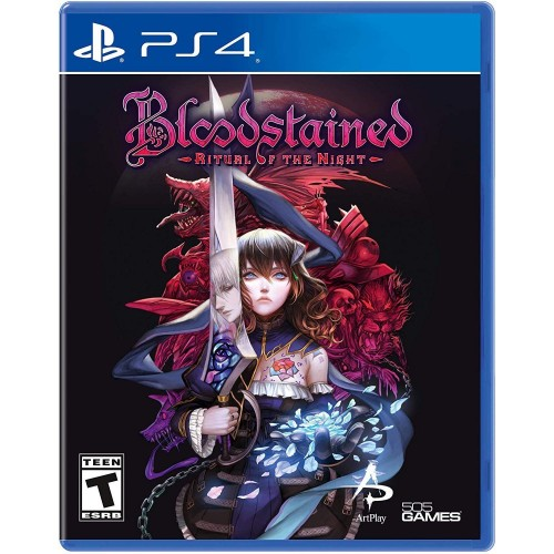 Bloodstained: Ritual of the Night (PS4)