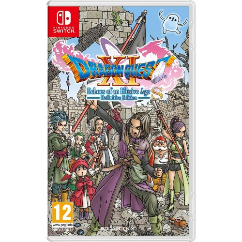 Dragon Quest XI S: Echoes of an Elusive Age – Definitive Edition (Nintendo Switch)