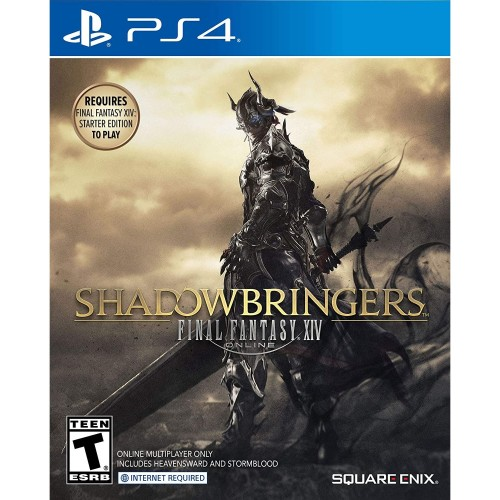 Final Fantasy XIV Online: Shadowbringers (PS4)