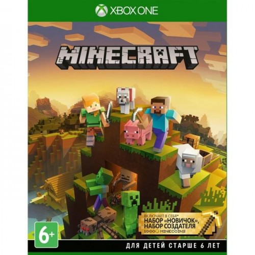 Minecraft Starter Collection  (Xbox One)