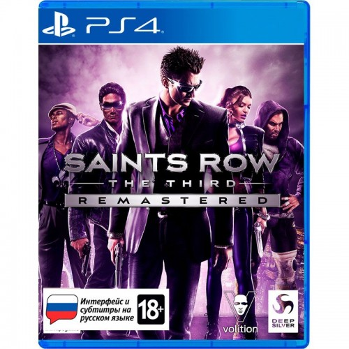 Saints Row®: The Third™ Remastered (PS4)