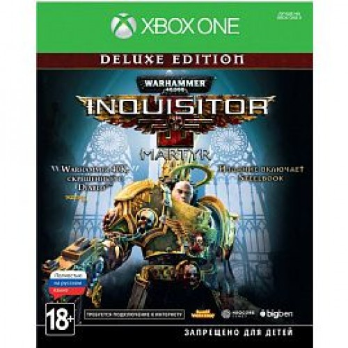 Warhammer 40,000: Inquisitor - Martyr Deluxe Edition (Xbox One)