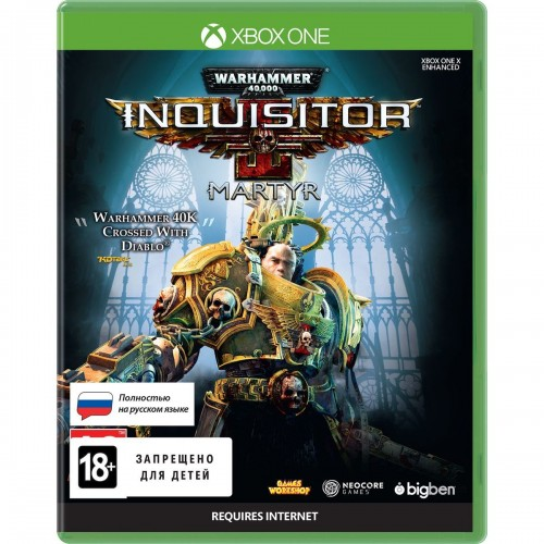 Warhammer 40,000: Inquisitor - Martyr Standard Edition (Xbox One)
