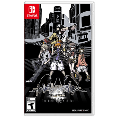 The World Ends With You -Final Remix