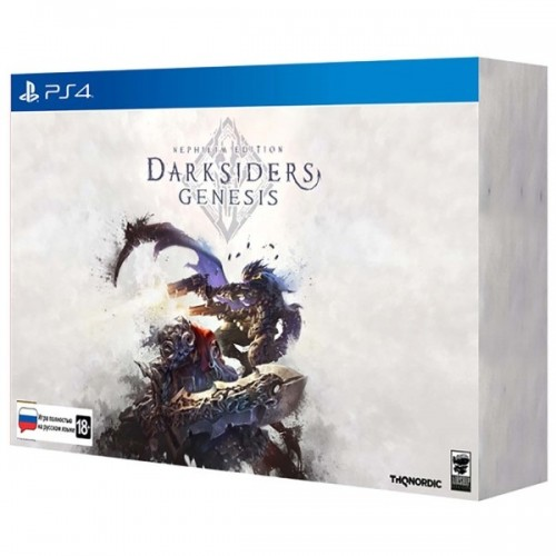 Darksiders Genesis Nephilim Edition (PS4)