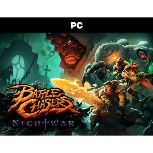 Battle Chasers: NightWar (PC Box) (PC)