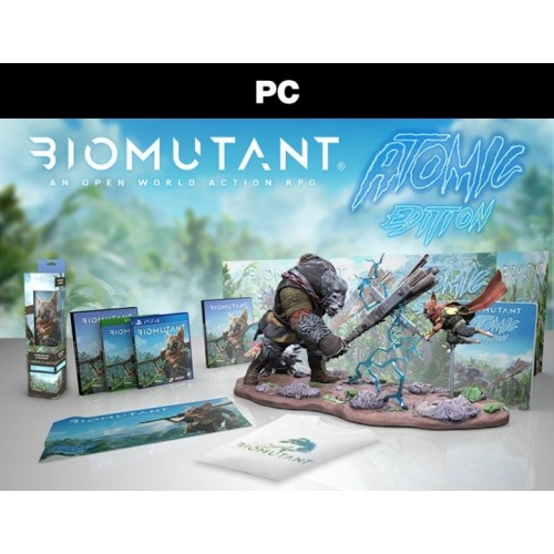 Biomutant – Atomic Edition (PC Box) (PC)
