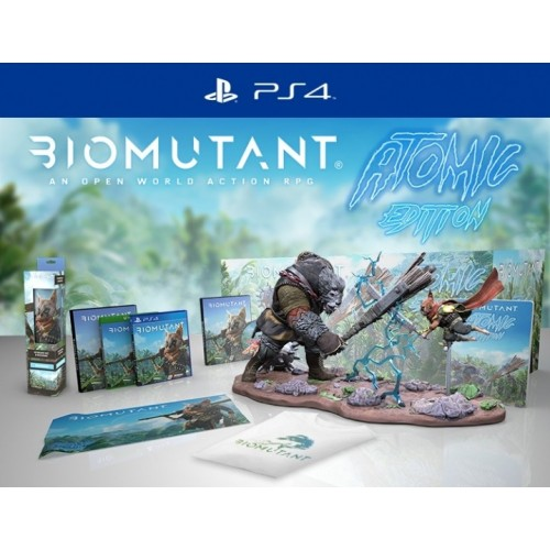 Biomutant – Atomic Edition (PS4)