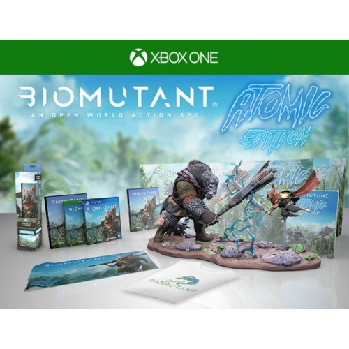 Biomutant - Atomic Edition (Xbox One)