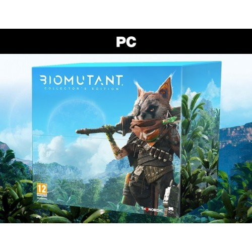 Biomutant – Collector Edition (PC Box) (PC)