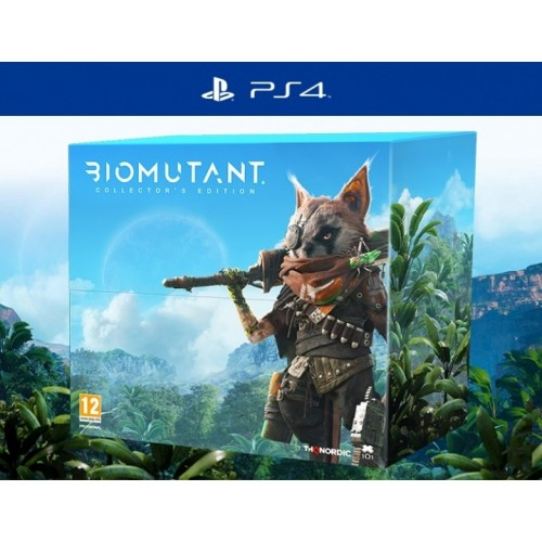 Biomutant – Collector Edition (PS4)