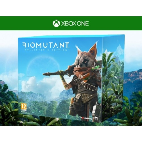 Biomutant – Collector Edition (Xbox One)