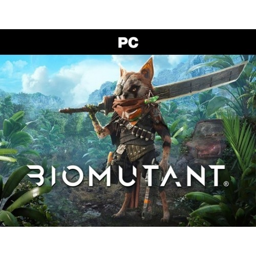 Biomutant (PC Box) (PC)