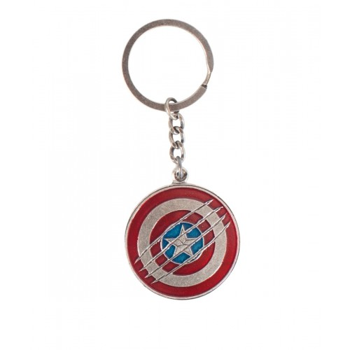 Брелок Marvel CW Capt. America Shield