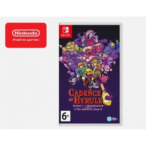 Cadence of Hyrule: Crypt of the NecroDancer (Nintendo Switch)