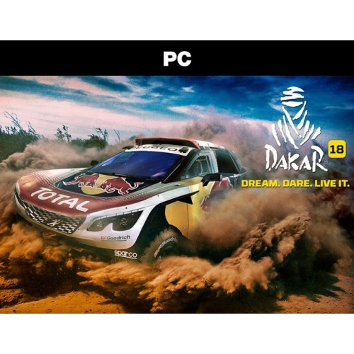 DAKAR 18 (PC Box) (PC)