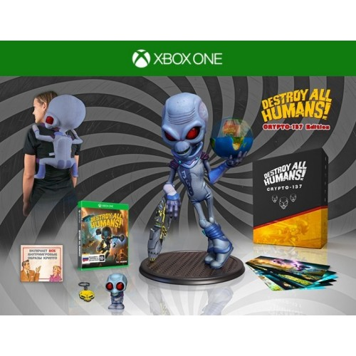 Destroy All Humans! Crypto-137 Edition (Xbox One)