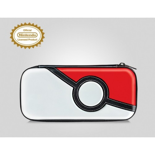 Дорожный чехол Nintendo Switch Slim Poke Ball