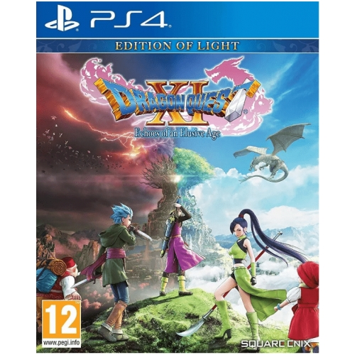 DRAGON QUEST XI: Echoes of an Elusive Age - Издание Света (PS4)
