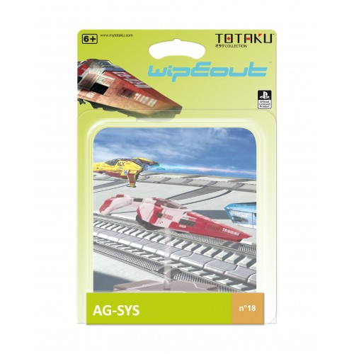 Фигурка AG-SYS Ship (Wipeout)