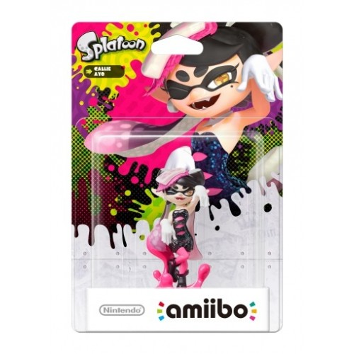 Фигурка amiibo Кэлли (коллекция Splatoon)