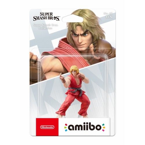 Фигурка amiibo Кен (коллекция Super Smash Bros.)