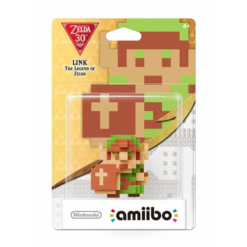 Фигурка amiibo Линк (The Legend of Zelda)