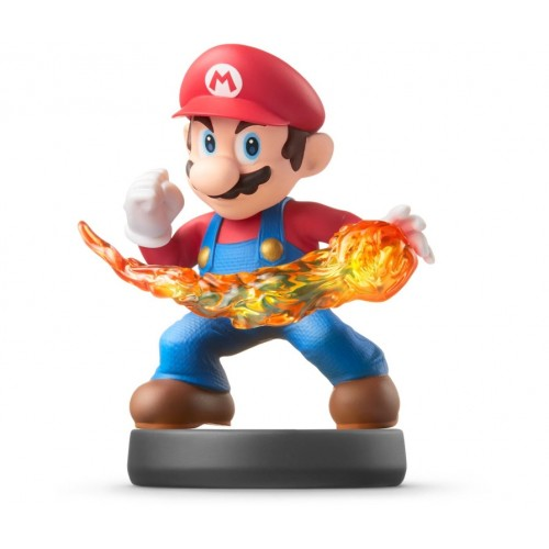 Фигурка amiibo Марио (коллекция Super Smash Bros.)