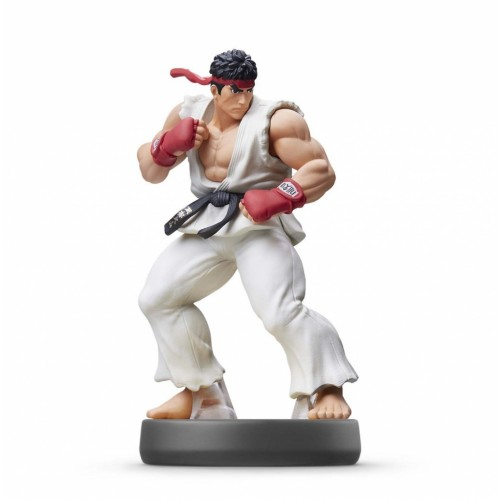 Фигурка amiibo Рю (коллекция Super Smash Bros.)