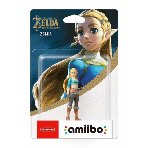 Фигурка amiibo Зельда (коллекция The Legend of Zelda)