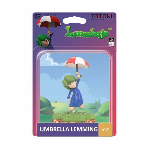 Фигурка Umbrella Lemming (Lemmings)