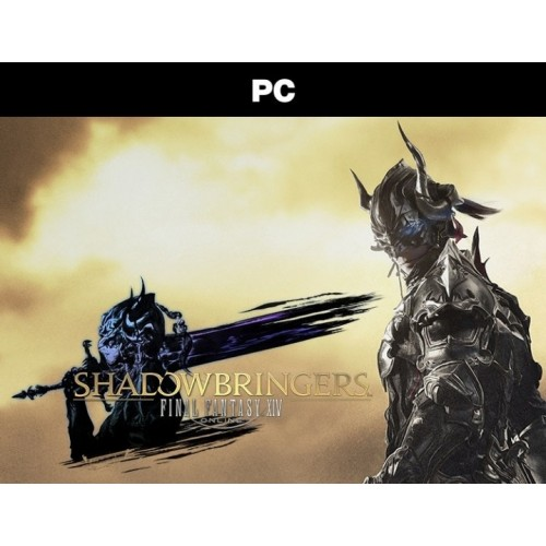 Final Fantasy XIV Online: Shadowbringers (PC Box) (PC)
