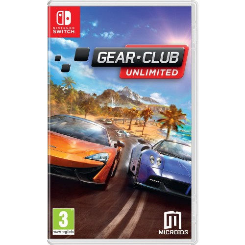 Gear.Club: Unlimited (Nintendo Switch)
