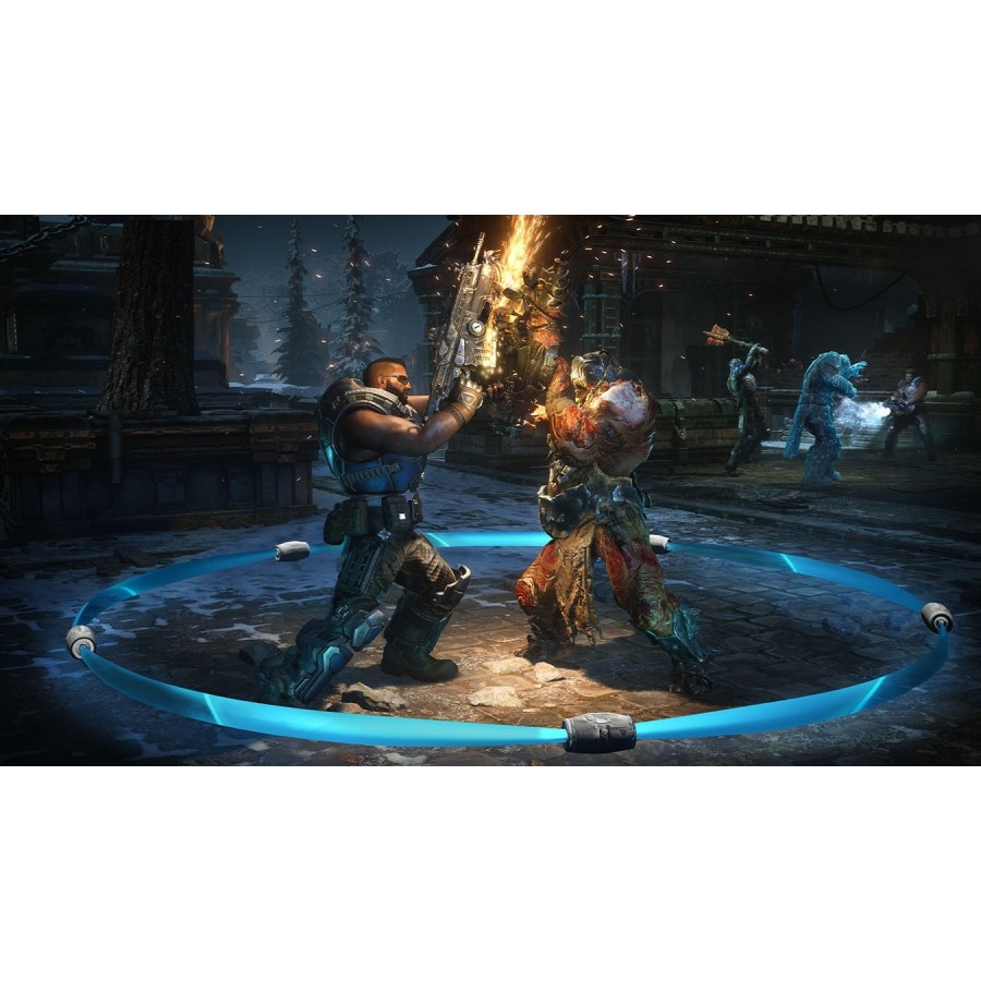 GEARS 5 Издание Ultimate Edition (Xbox One)