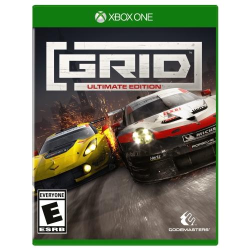 Grid Ультимативное издание (Xbox One)