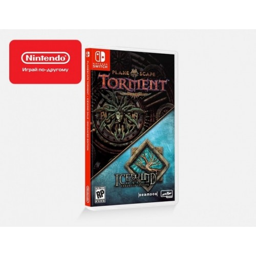 Icewind Dale & Planescape Torment: Enhanced Edition (Nintendo Switch)