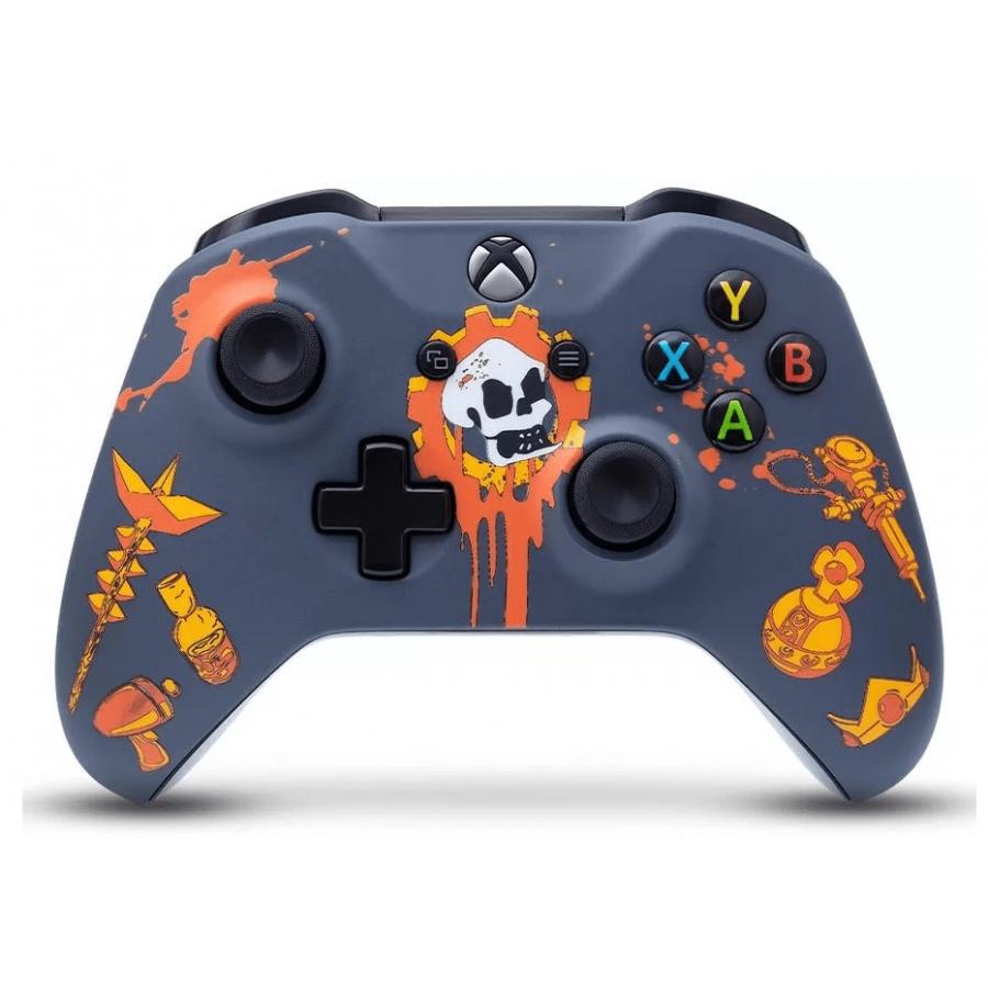 Кастомизированный беспроводной контроллер Xbox One «GIE»
