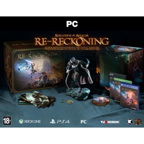 Kingdoms of Amalur Re-Reckoning - Коллекционное издание (PC Box) (PC)