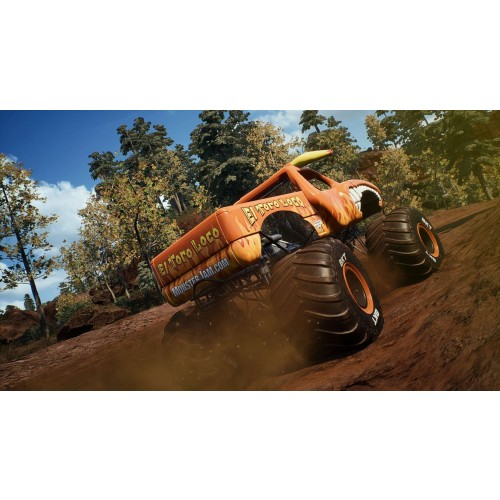 Monster Jam Steel: Titans (PS4)