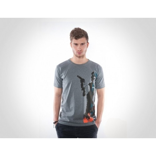 Мужская футболка Star Wars Han Solo (Размер S)