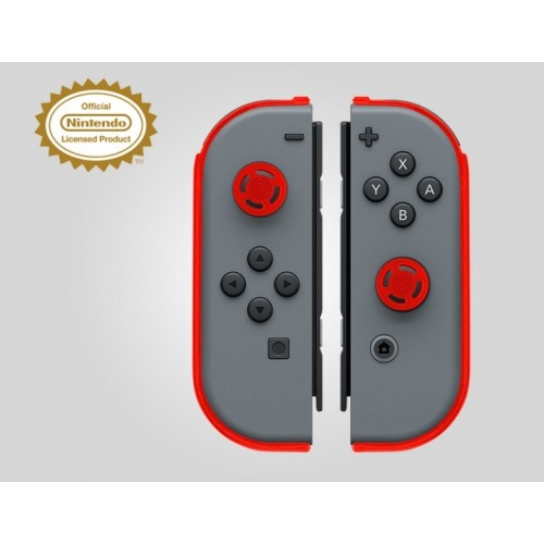 Накладки Nintendo Switch Joy-Con Armor Guards 2 Pack RED