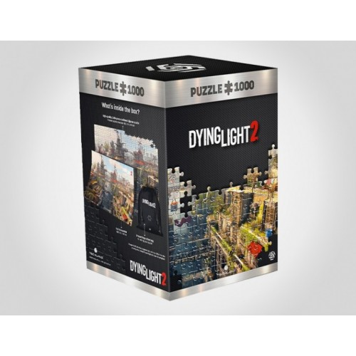 Пазл Dying Light 2 City