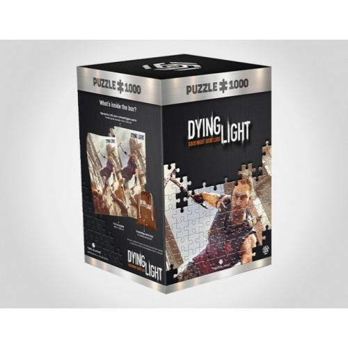 Пазл Dying Light Crane's figh