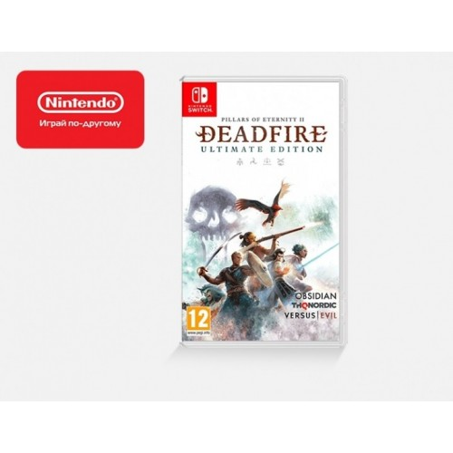 Pillars of Eternity II: Deadfire - Ultimate Edition (Nintendo Switch)