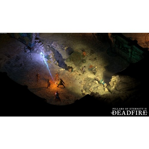 Pillars of Eternity II: Deadfire – Ultimate Edition (PS4)