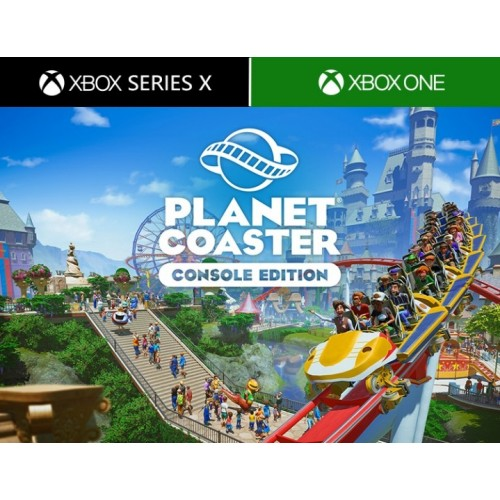 Planet Coaster Console Edition (Xbox One / Series X)