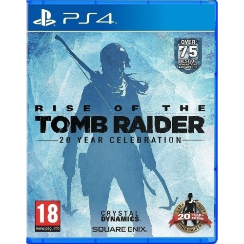 Rise of the Tomb Raider. 20-летний юбилей.(PS4)