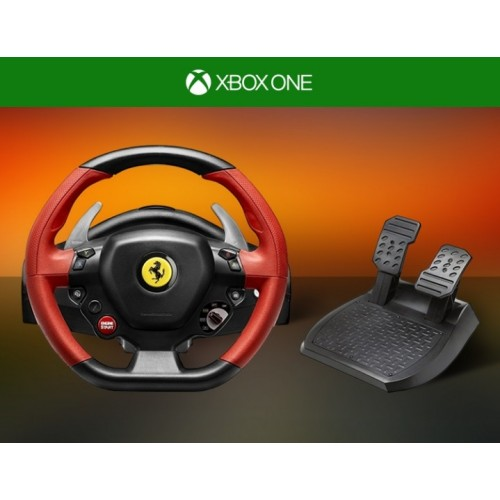 Руль Ferrari 458 Spider Racing Wheel (Xbox One)