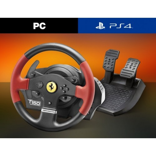 Руль T150 Ferrari Wheel Force Feedback (PC / PlayStation) (PC)
