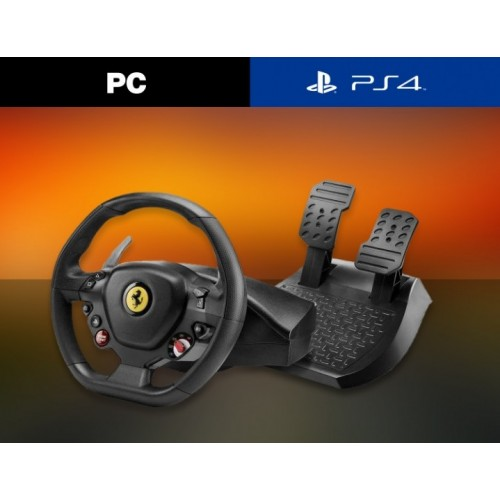 Руль T80 Ferrari 488 GTB Edition (PC / PlayStation) (PC)